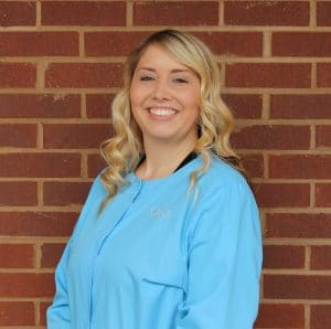 Kayla Howell Front Office and Dental Assistant