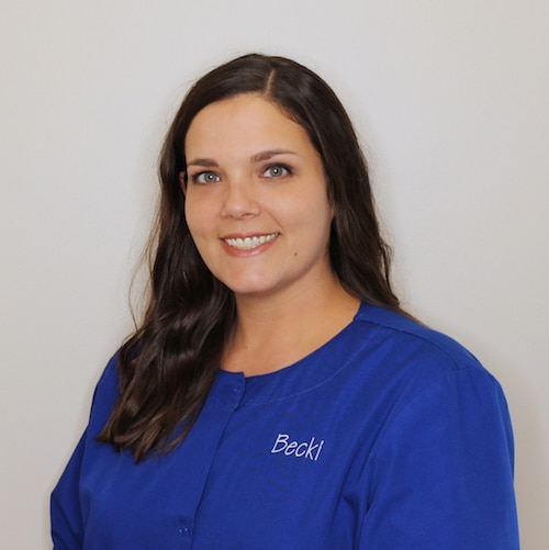 Becky Harwell Dental Assistant